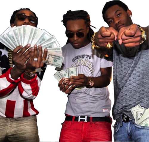 graphic free library migos transparent background #99755351