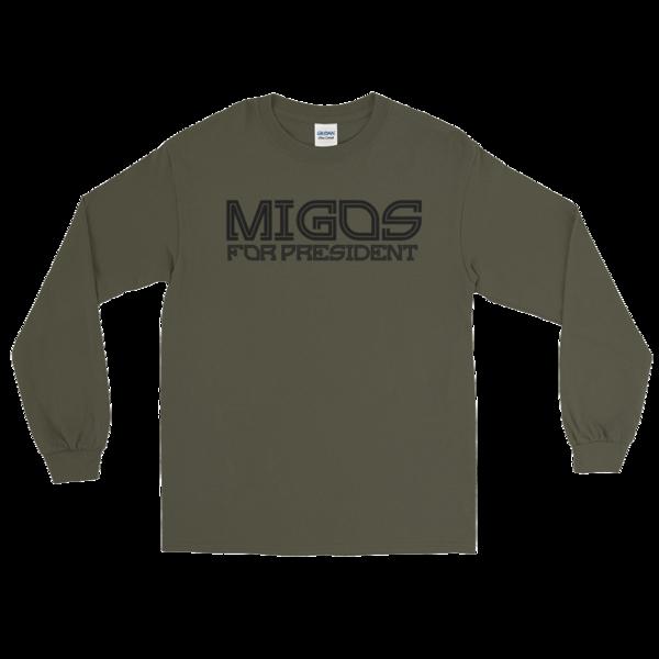 jpg royalty free Migos for President Long Sleeve
