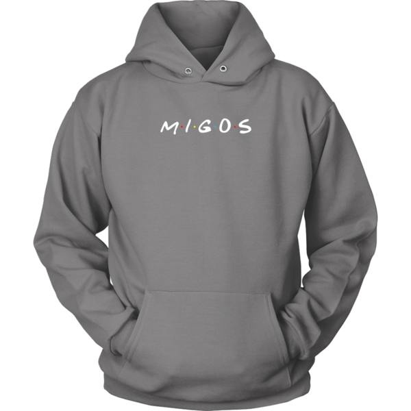 png library library Migos x Friends Hoodie