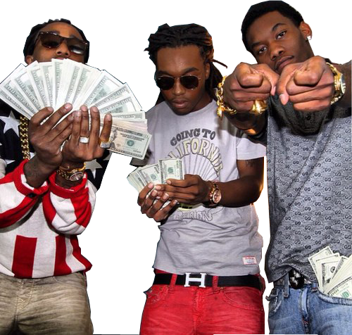 image library library migos transparent psd #99758258