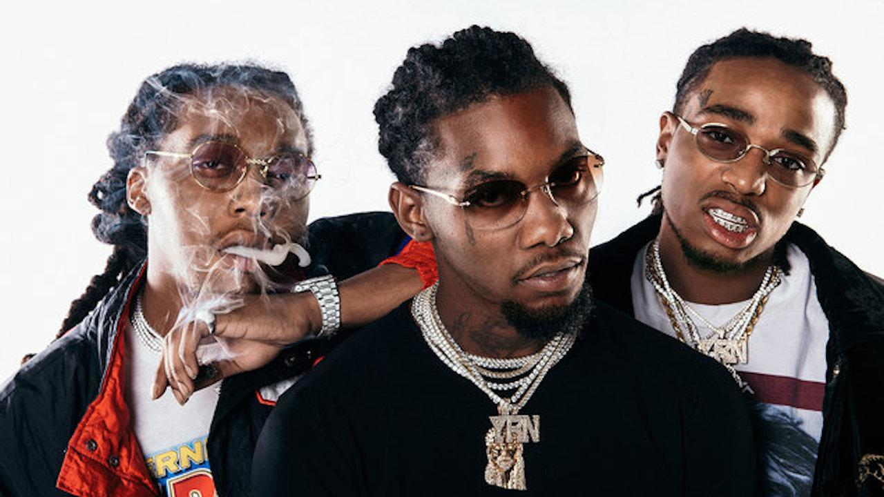 clipart royalty free migos transparent video #137928206