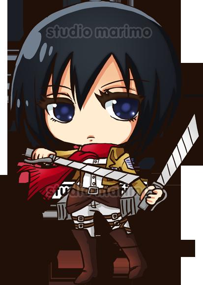 clip art freeuse library Mikasa