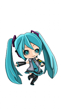 png stock How to Draw Hatsune Miku