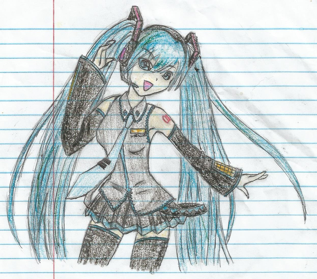 picture royalty free Vocaloid