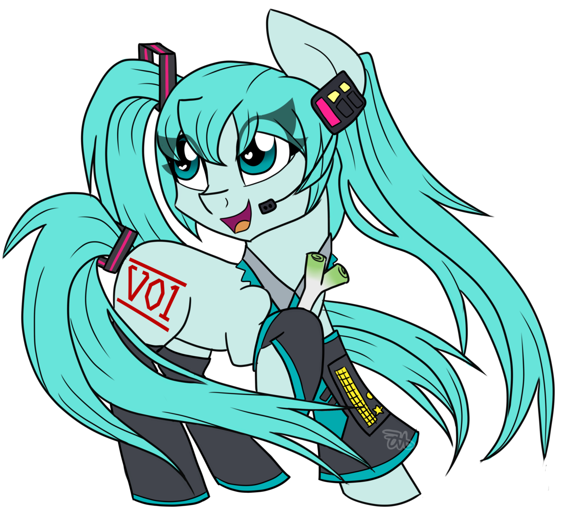vector freeuse library miku transparent art #99785470