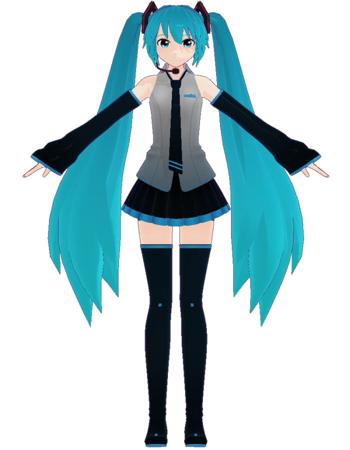 png library download Miku Hatsune