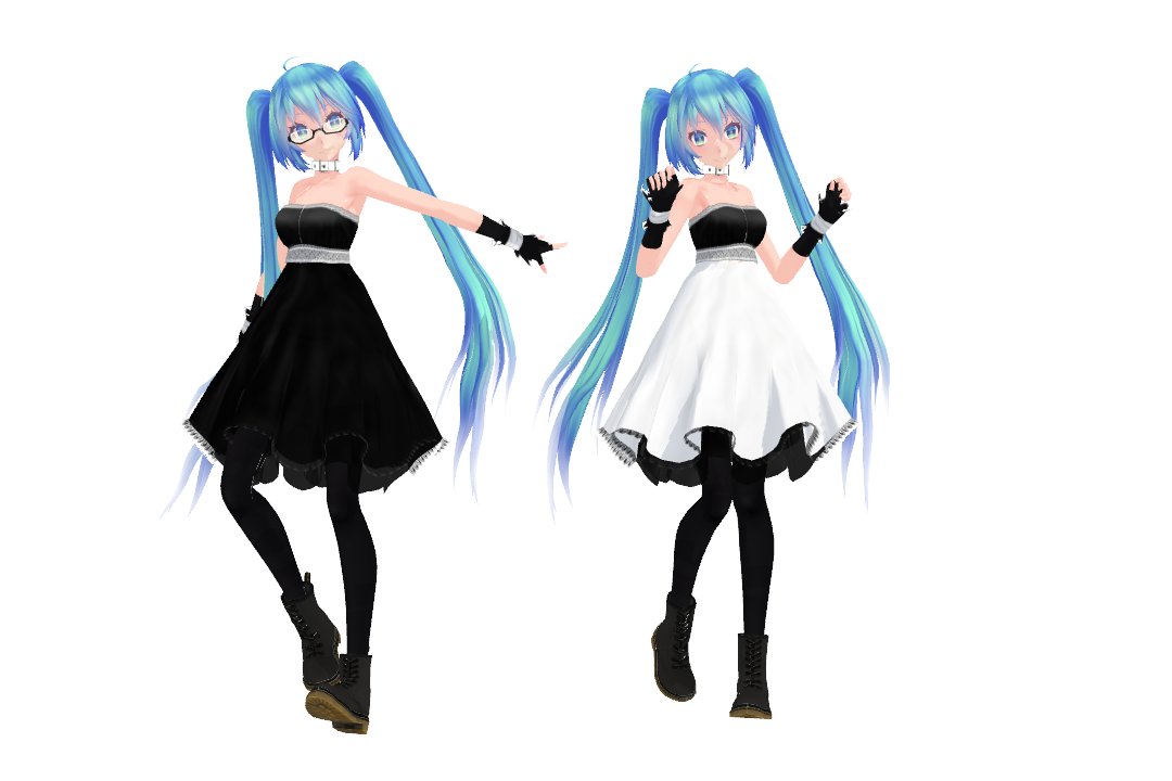 png royalty free stock TDA Dress Miku