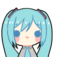 clip library library Free To Use Miku Hatsune Icon by Awato on DeviantArt