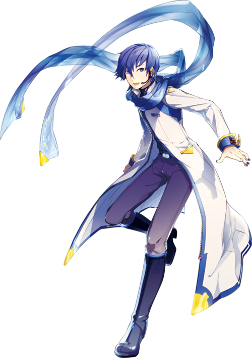 png royalty free library miku transparent kaito #99786823