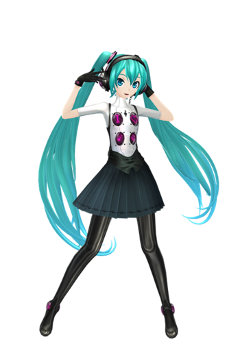 clipart download miku transparent persona #99792986