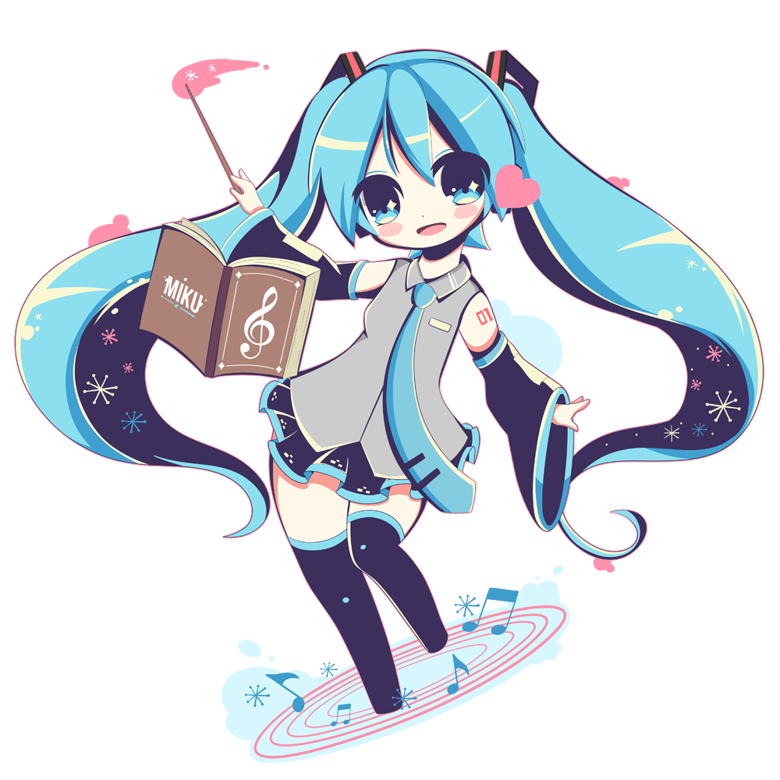 graphic freeuse library Hatsune Miku Fan Forge Designs Now Available for Purchase