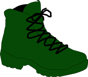 transparent stock Military clipart cute. Army boots boot typical.
