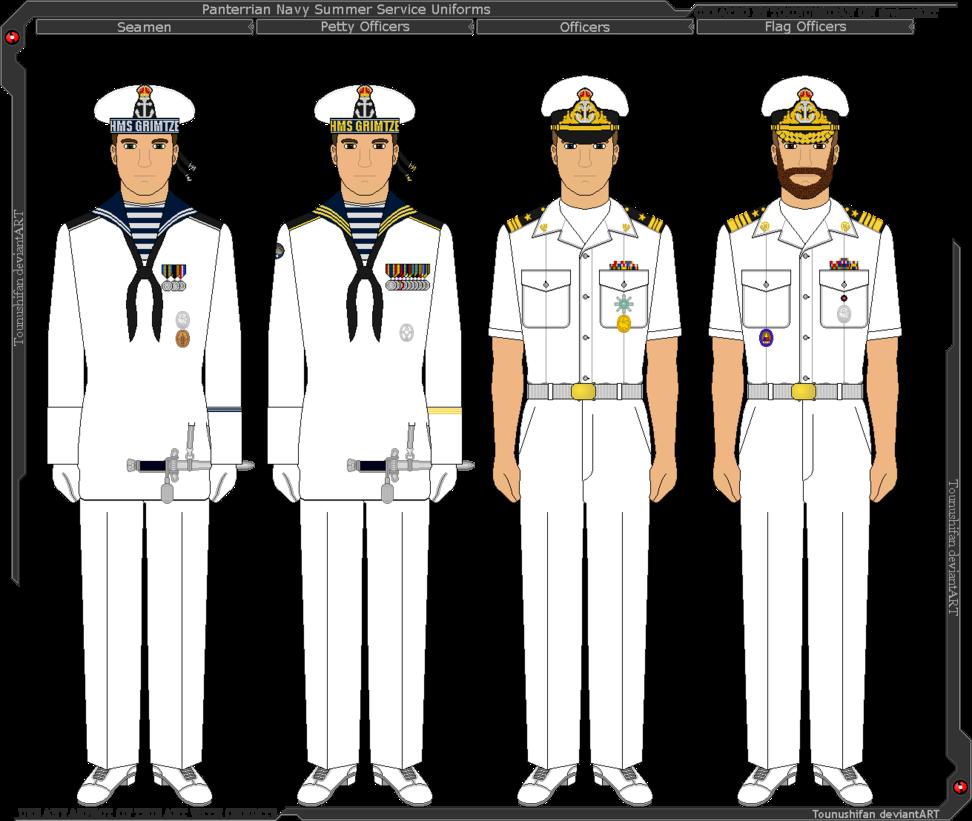 jpg freeuse Military clipart uniform marine. Panterria royal navy summer.
