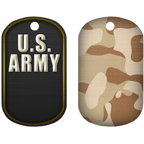 download Military dog tag clipart. Branches kolorcoat tags