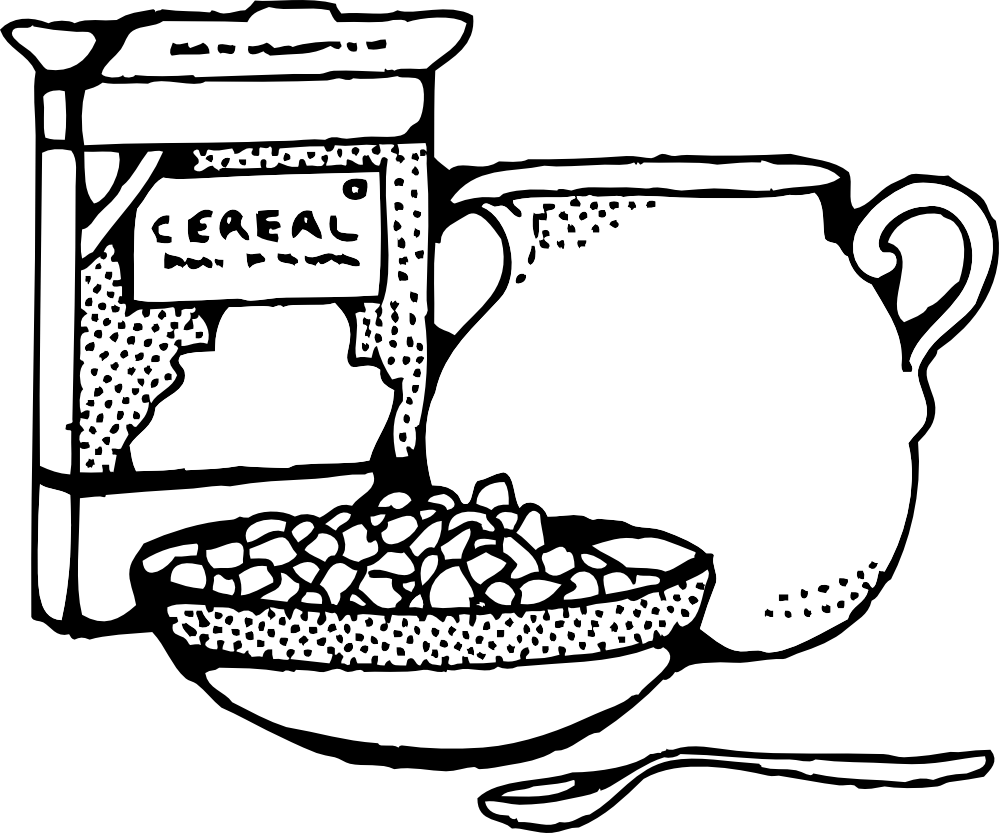 black and white stock Clipartist net clip art. Milk black and white clipart