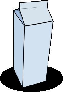 clip art transparent download Carton clip art at. Milk clipart in box.