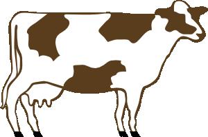 clip library milk vector cow #114516156