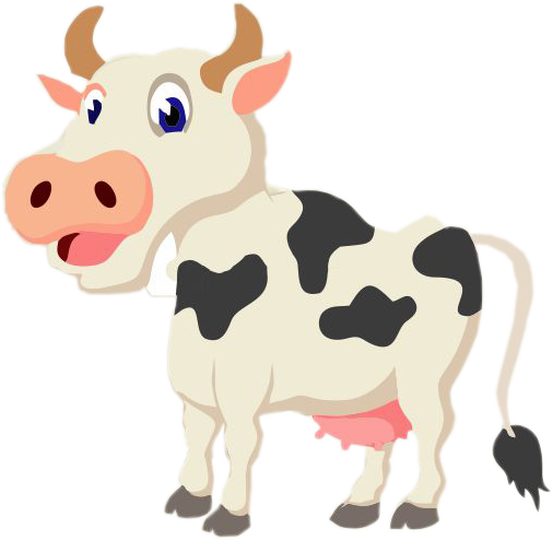 image library Why dairy treat milk. Milking a cow clipart