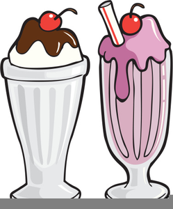 image library Free images at clker. Milkshake clipart.