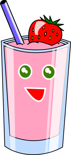 clip art library Strawberry Shake Clip Art at Clker