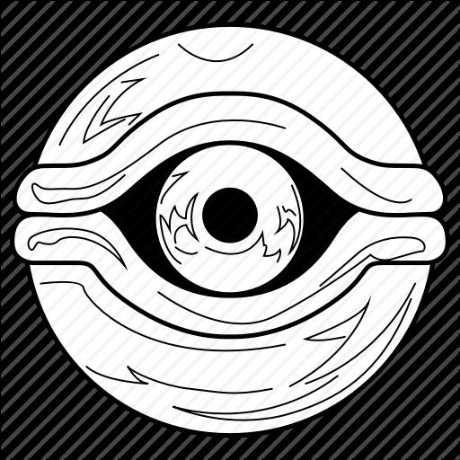 clip art royalty free Eyeball Drawing at GetDrawings