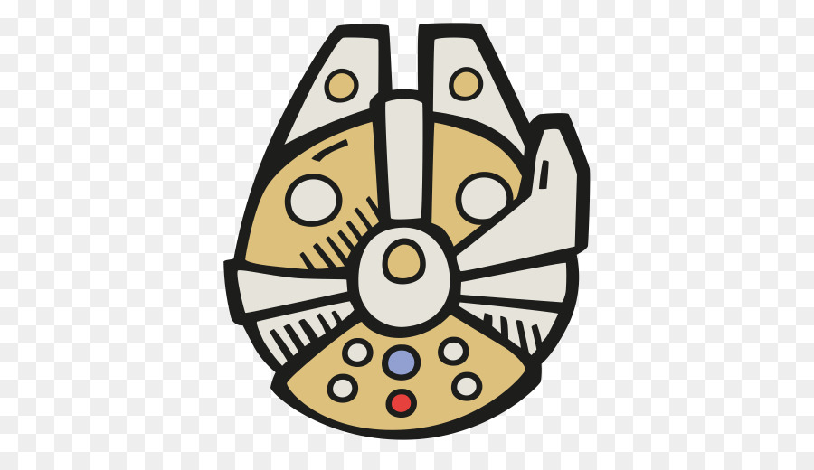 png royalty free library Chewbacca han solo falcon. Millennium clipart file.
