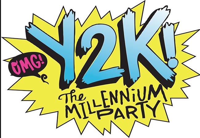 clip free Y k the party. Millennium clipart y2k.