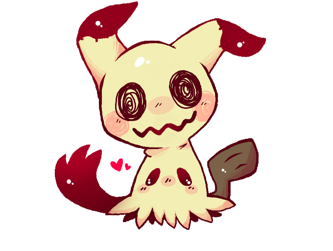 clip art library stock Image result for MIMIKYU png