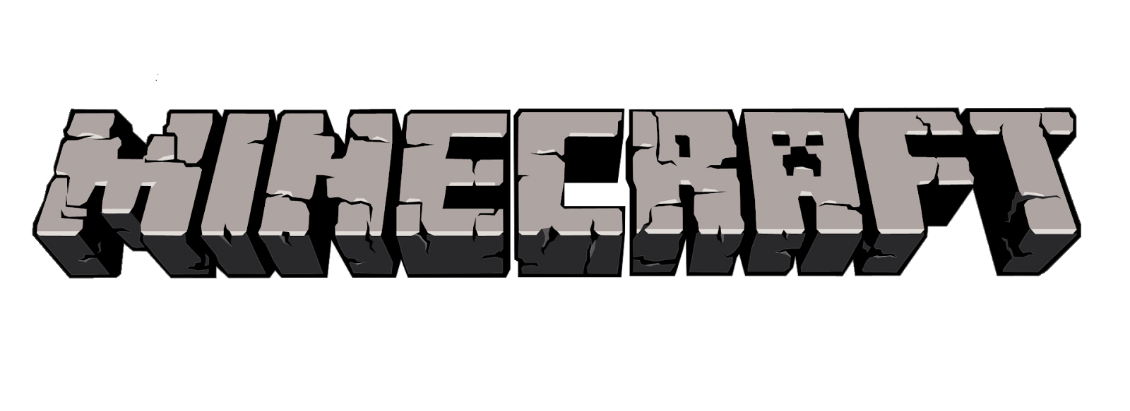 graphic stock Logo free on dumielauxepices. Minecraft clipart black and white