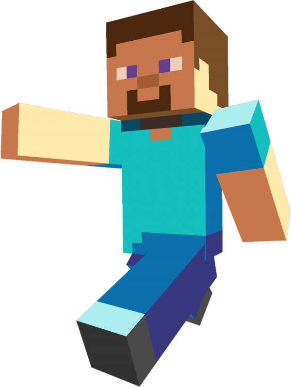 svg freeuse library Minecraft clipart. Free cliparts download clip.