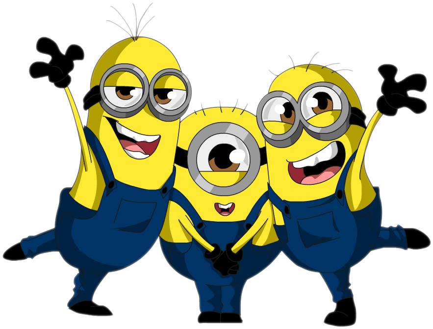 clipart transparent Minions by s