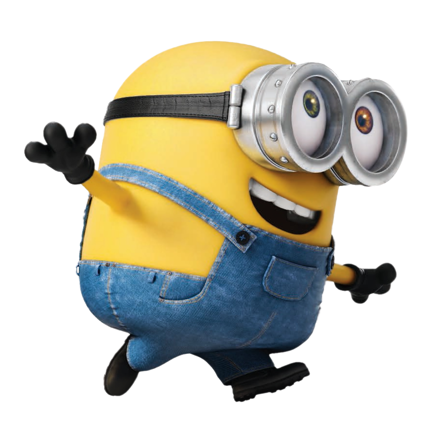 vector freeuse library Minions clipart bob minion. Transparent png picture pinterest.