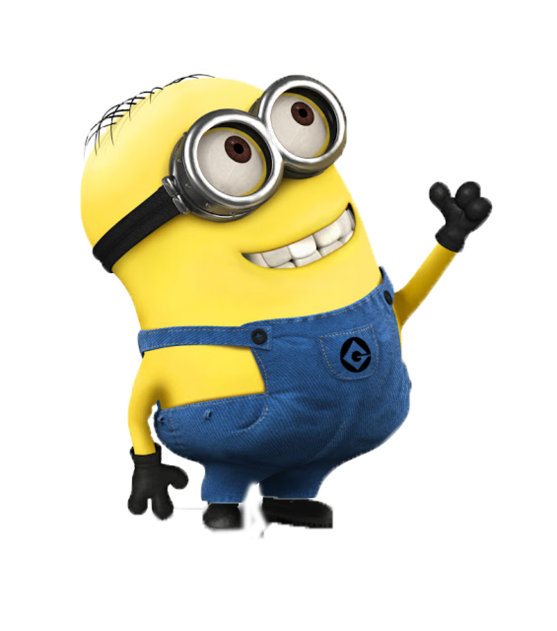 clipart black and white library Despicable Me