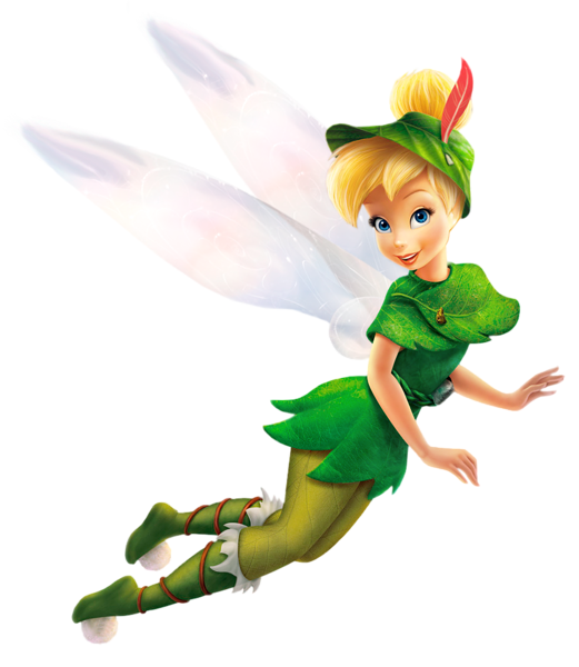 graphic Transparent Tinkerbell Disney Fairy PNG Clipart