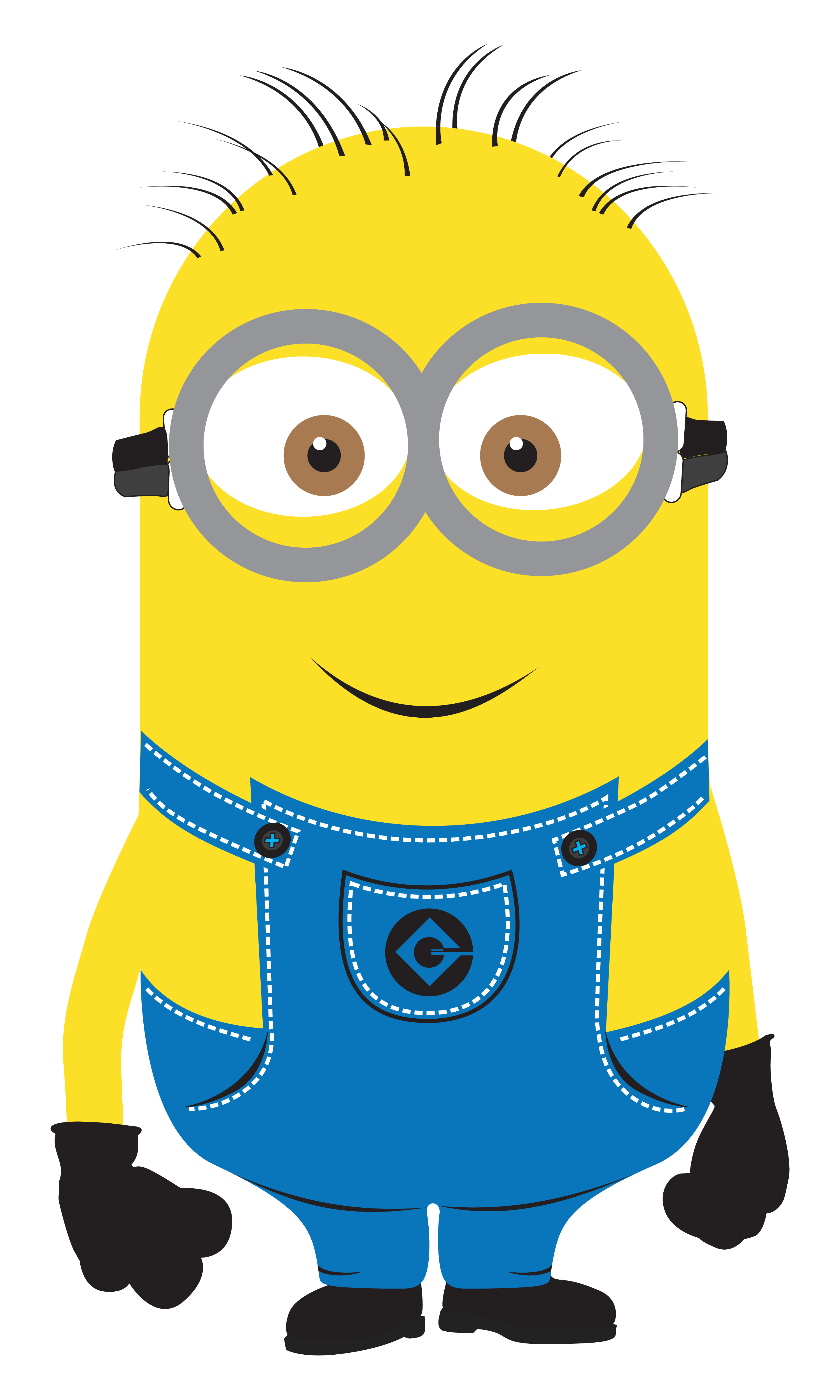 freeuse Free minion cliparts download. Vector meme despicable.