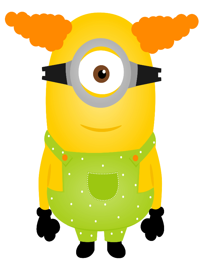 clip transparent Pin by john latempa. Minions clipart family.