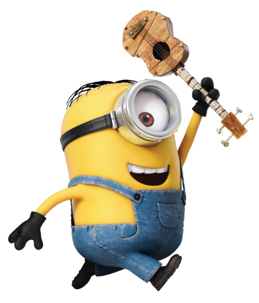 png transparent stock Minion Stuart Transparent PNG Image