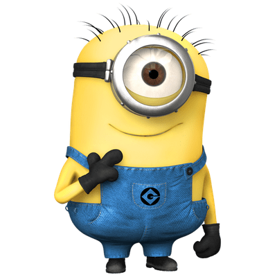 picture royalty free library Minion transparent. Minions png images stickpng.