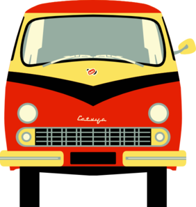 clip black and white library Minivan clipart. Clip art at clker.