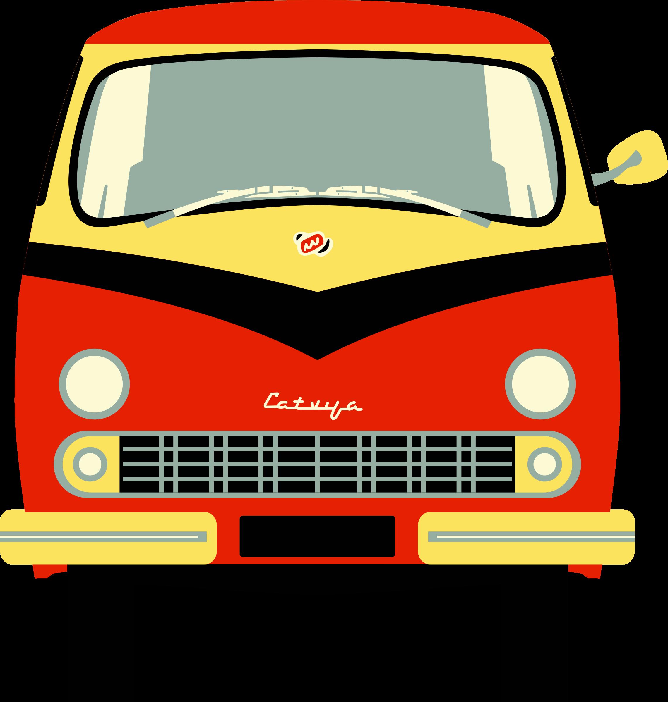 transparent download Minivan drawing. Clipart latvija by rones