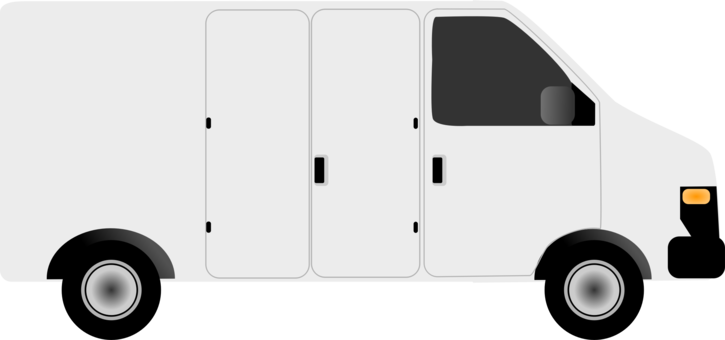 image free stock Compact van Compact car Commercial vehicle free commercial clipart