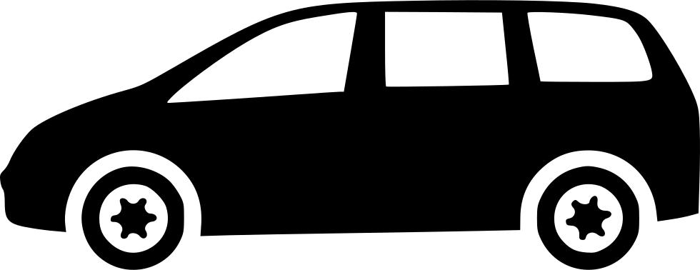 transparent Minivan Svg Png Icon Free Download