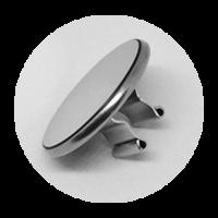 svg black and white stock Dental hygiene essentials prevent. Mirror clip.