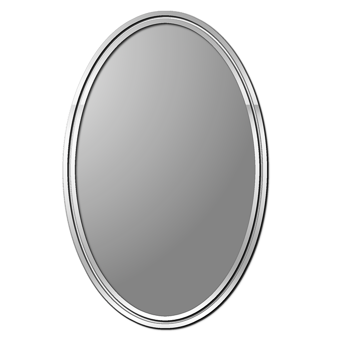 svg freeuse library Mirror reflection clipart. Png image purepng free.