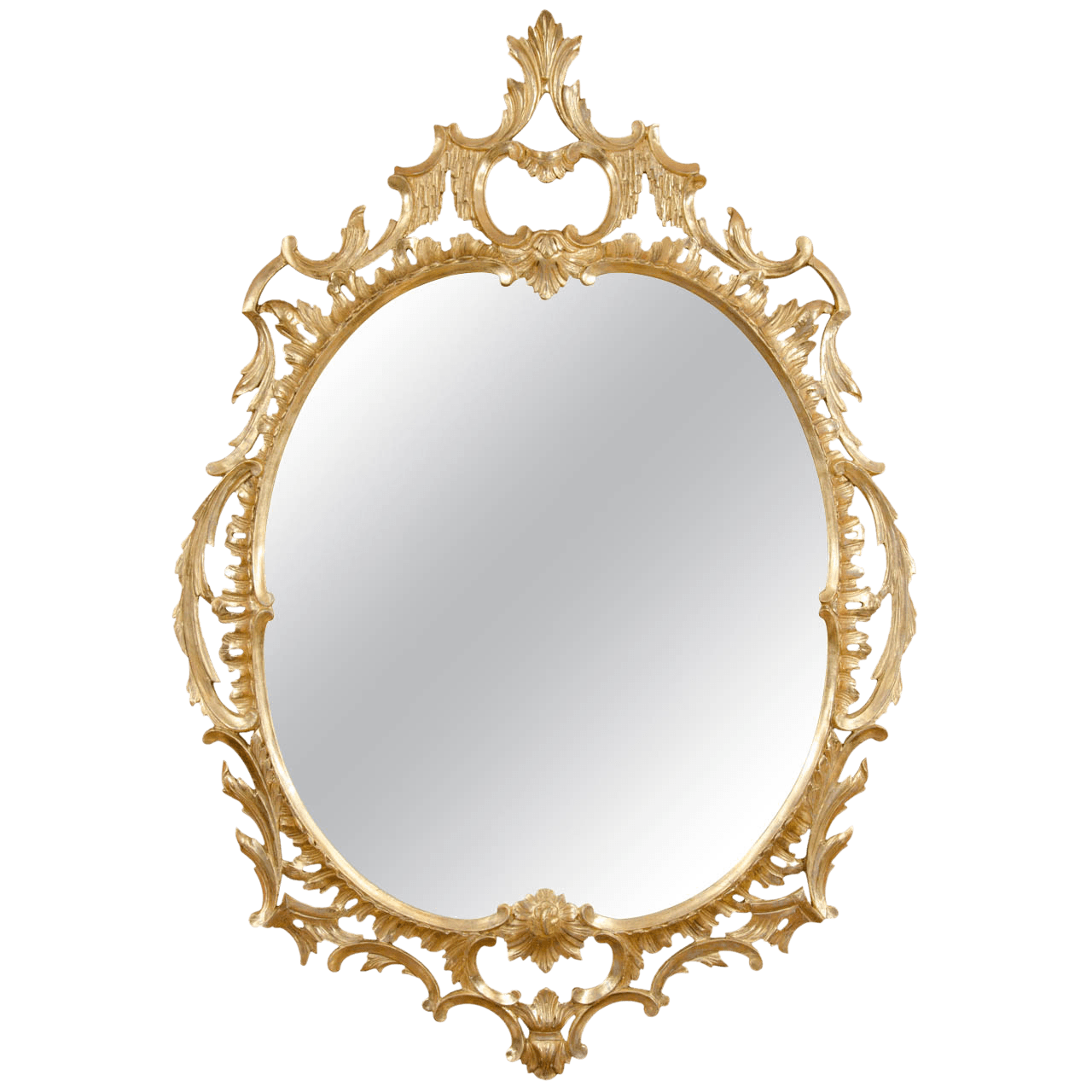 clip art download Mirror transparent. Gold simple png stickpng.