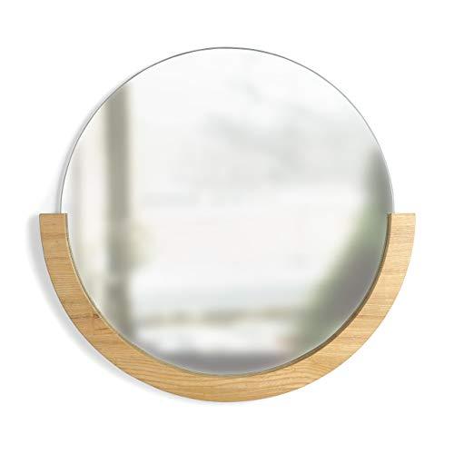 image black and white library Mirror transparent circular. Circle amazon com