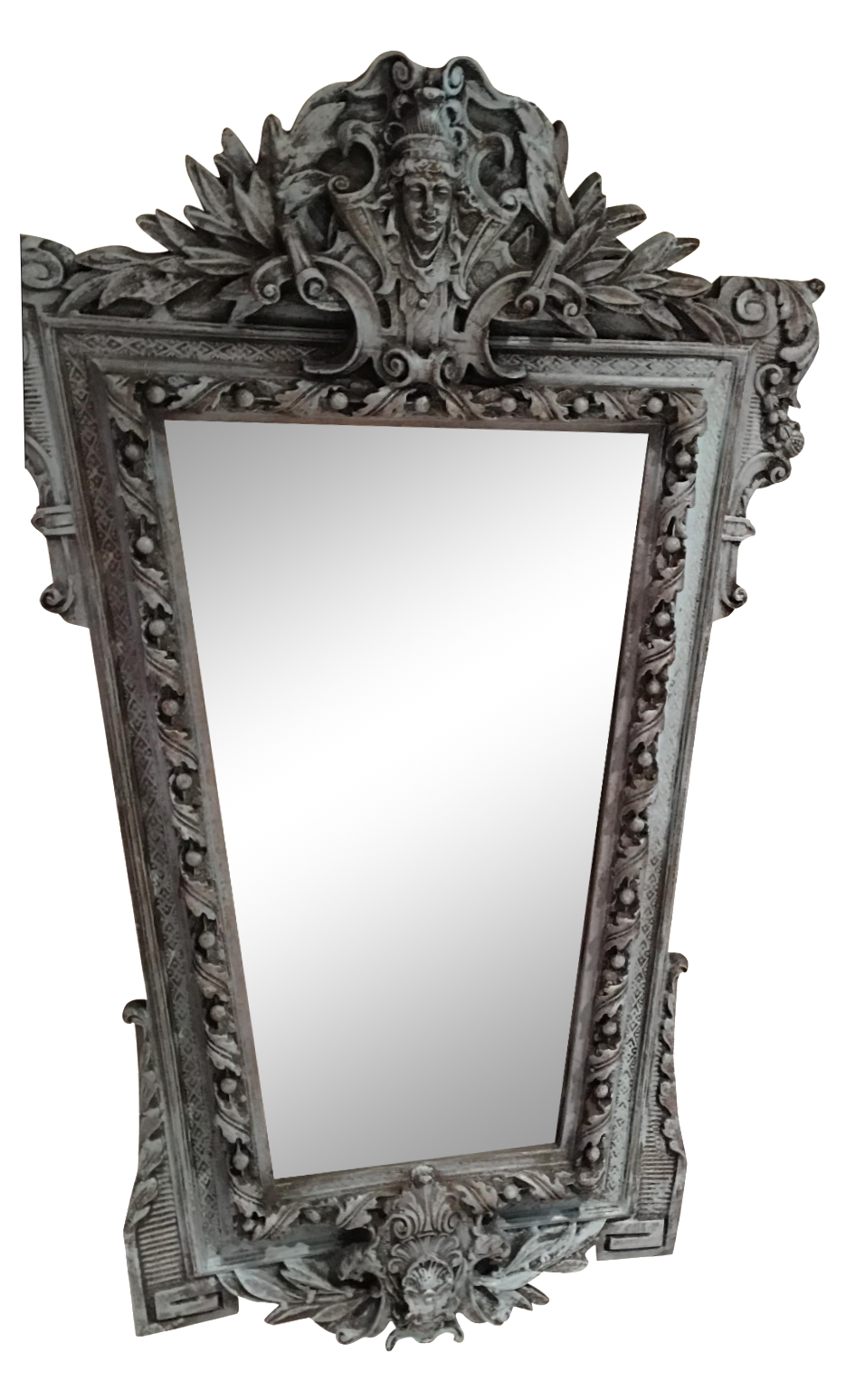 freeuse library Vintage Gothic Mirror