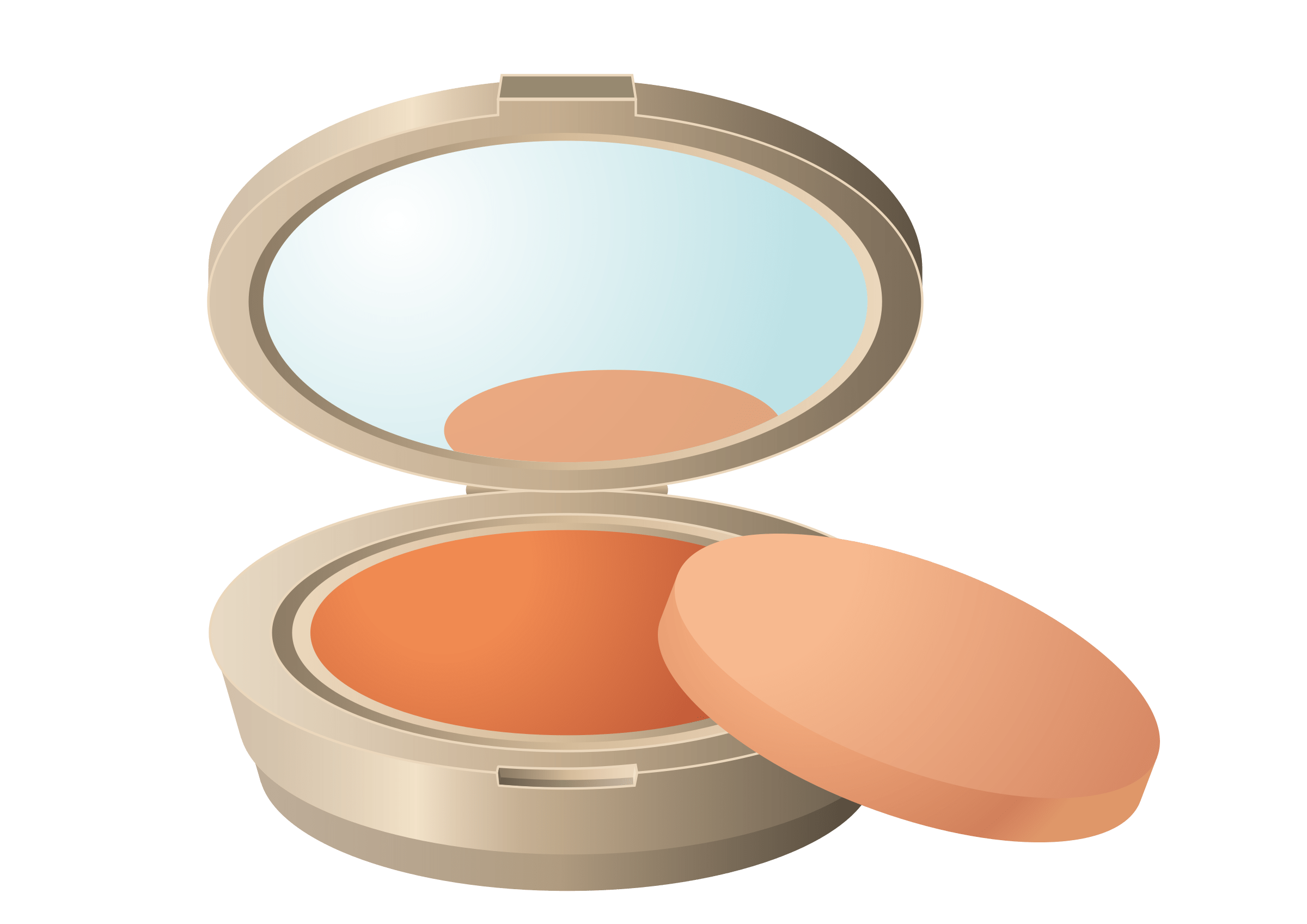 banner transparent library Makeup Mirror transparent PNG