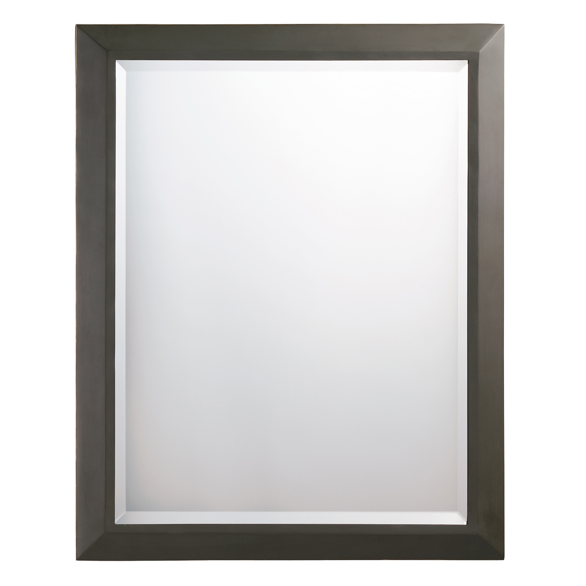 clipart library library Classic Rectangular Mirror Olde Bronze