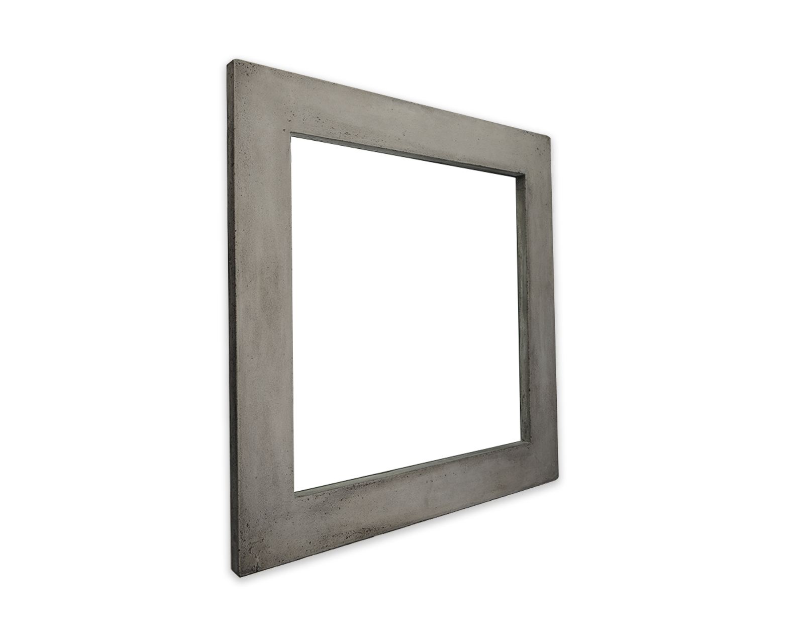 image black and white Concrete Mirror